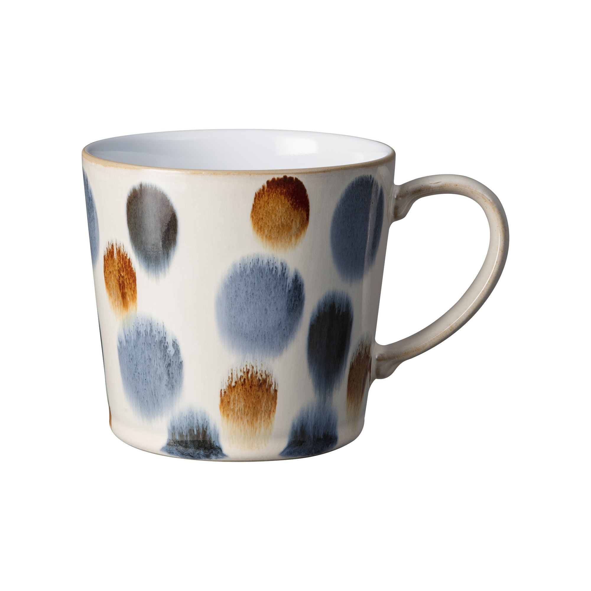 Compare prices for Denby Brown Spot Painted Large Mug