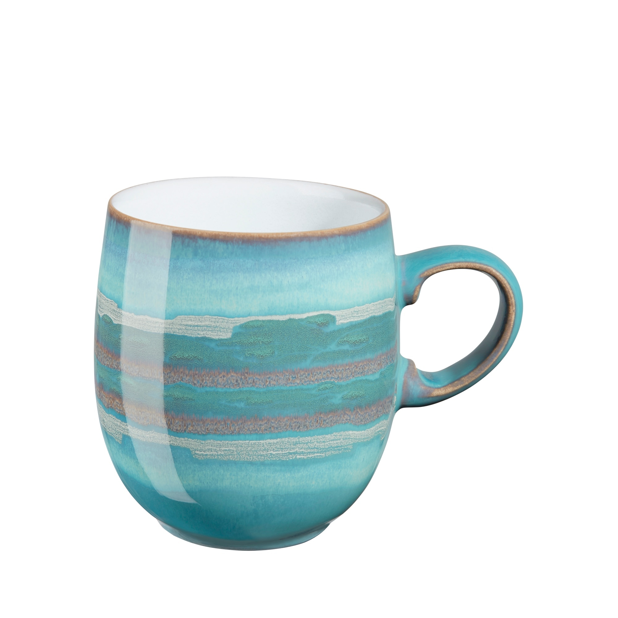Azure Coast Large Curve Mug Seconds