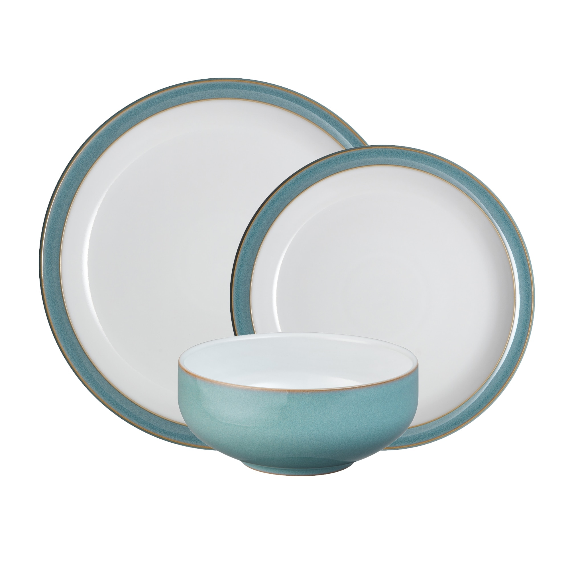 Azure 12 Piece Tableware Set
