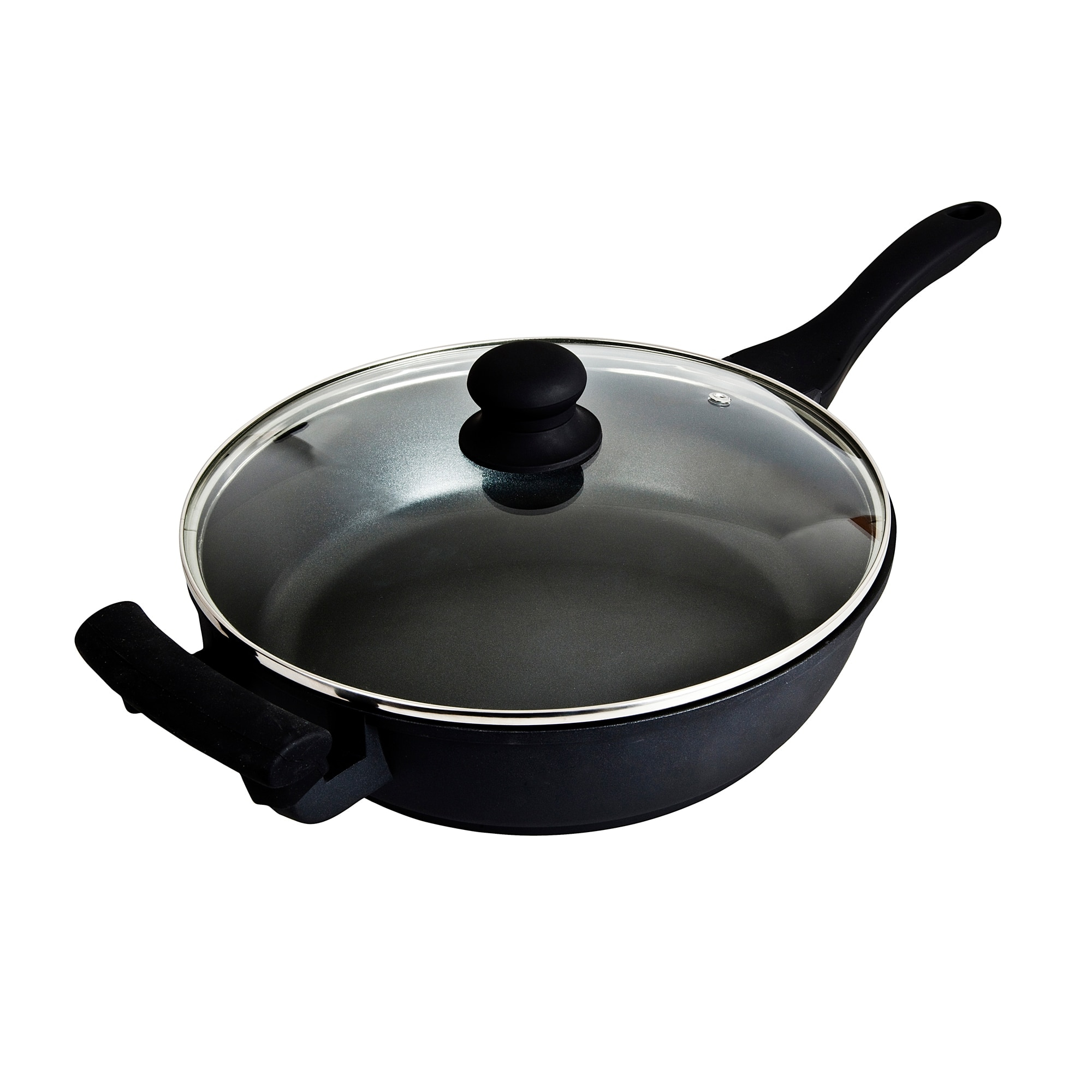 Compare prices for Denby Cast Aluminium Deep Frypan With Glass Lid 28Cm X 7.5Cm