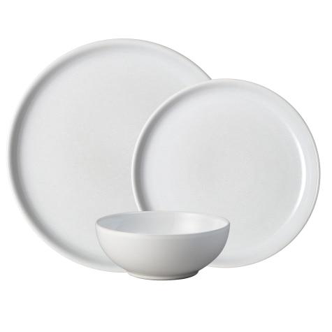da32d4659057 Intro Stone White 12 Piece Tableware Set