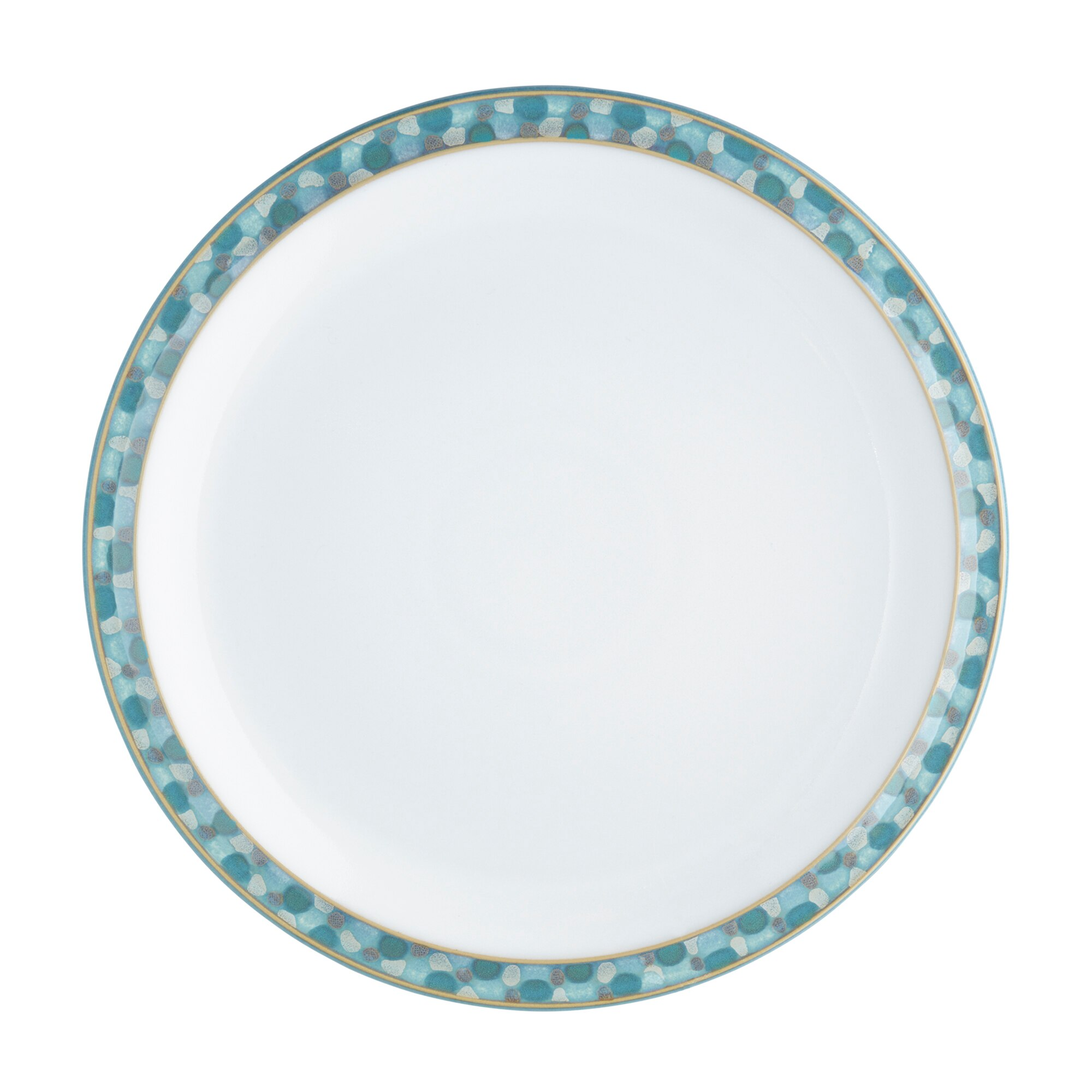 Compare prices for Denby Azure Shell Dinner Plate