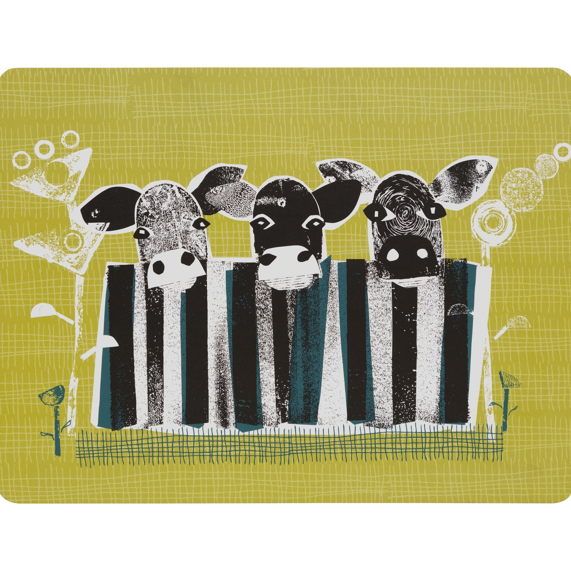 Compare prices for Denby Cow Placemats Set of 6