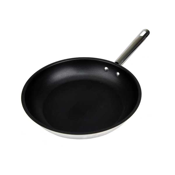 Compare prices for Denby D200 S S 18 10 Open Frypan D28Cm