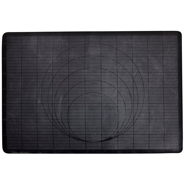 Compare prices for Black Silicon Baking Preparation Mat