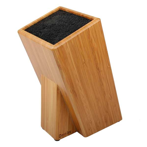 Compare prices for Denby Bamboo Bristle Knife Block 12X12Cm