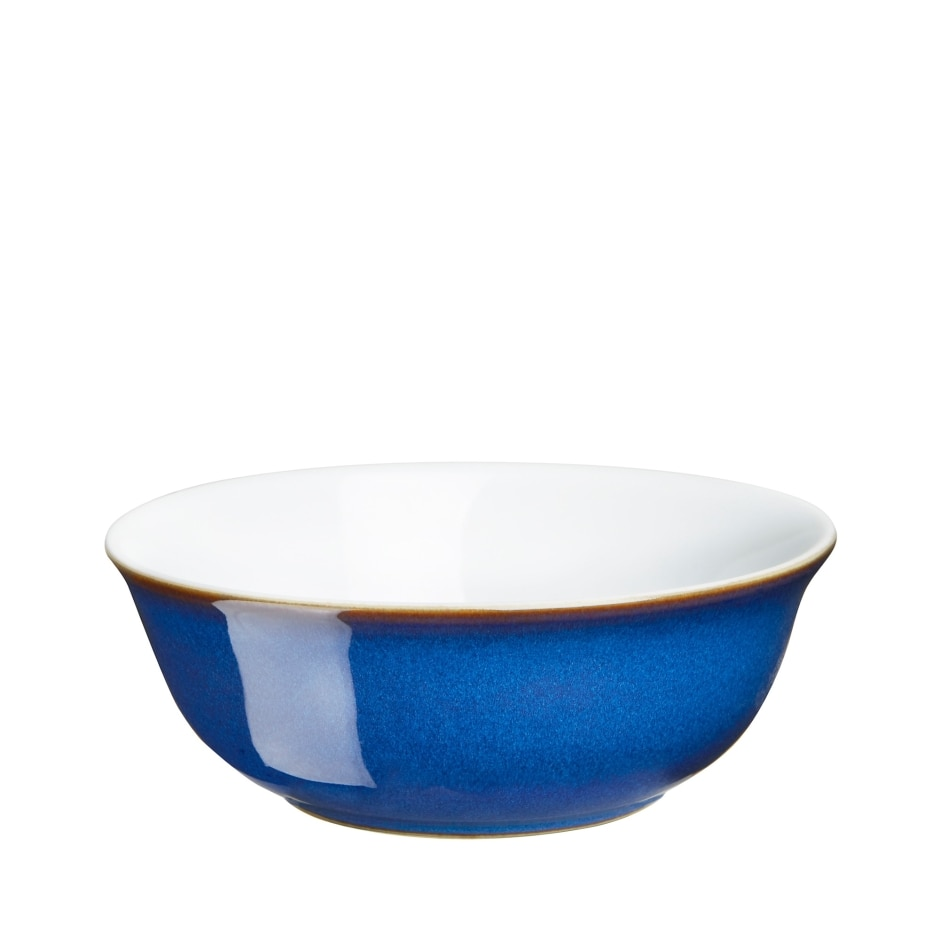 Imperial Blue Soup Bowl, Cereal Bowl