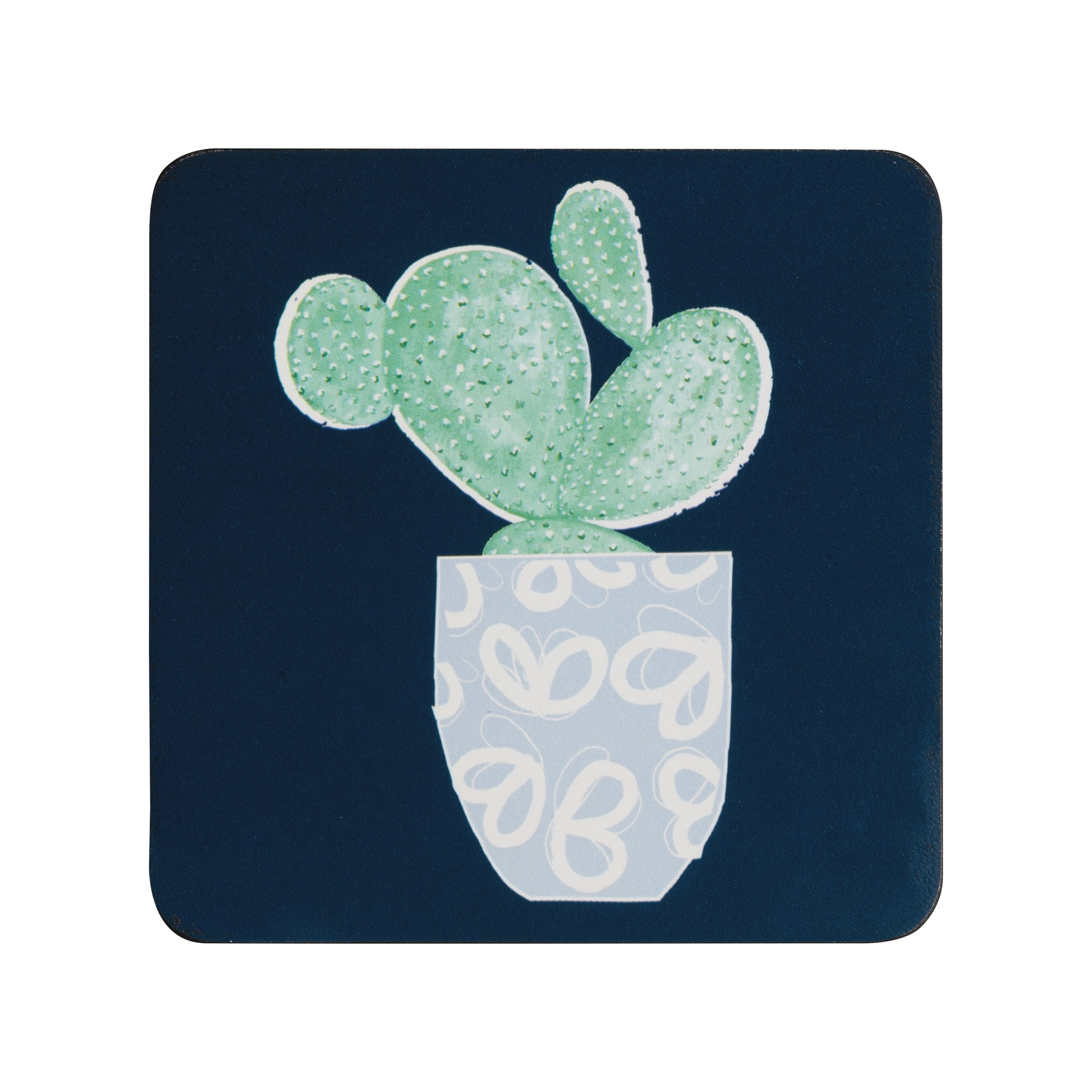Compare prices for Denby Cacti Coasters Pack of 6