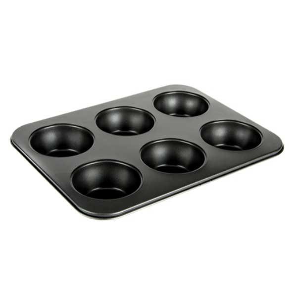 Image of 6 Muffin Tray