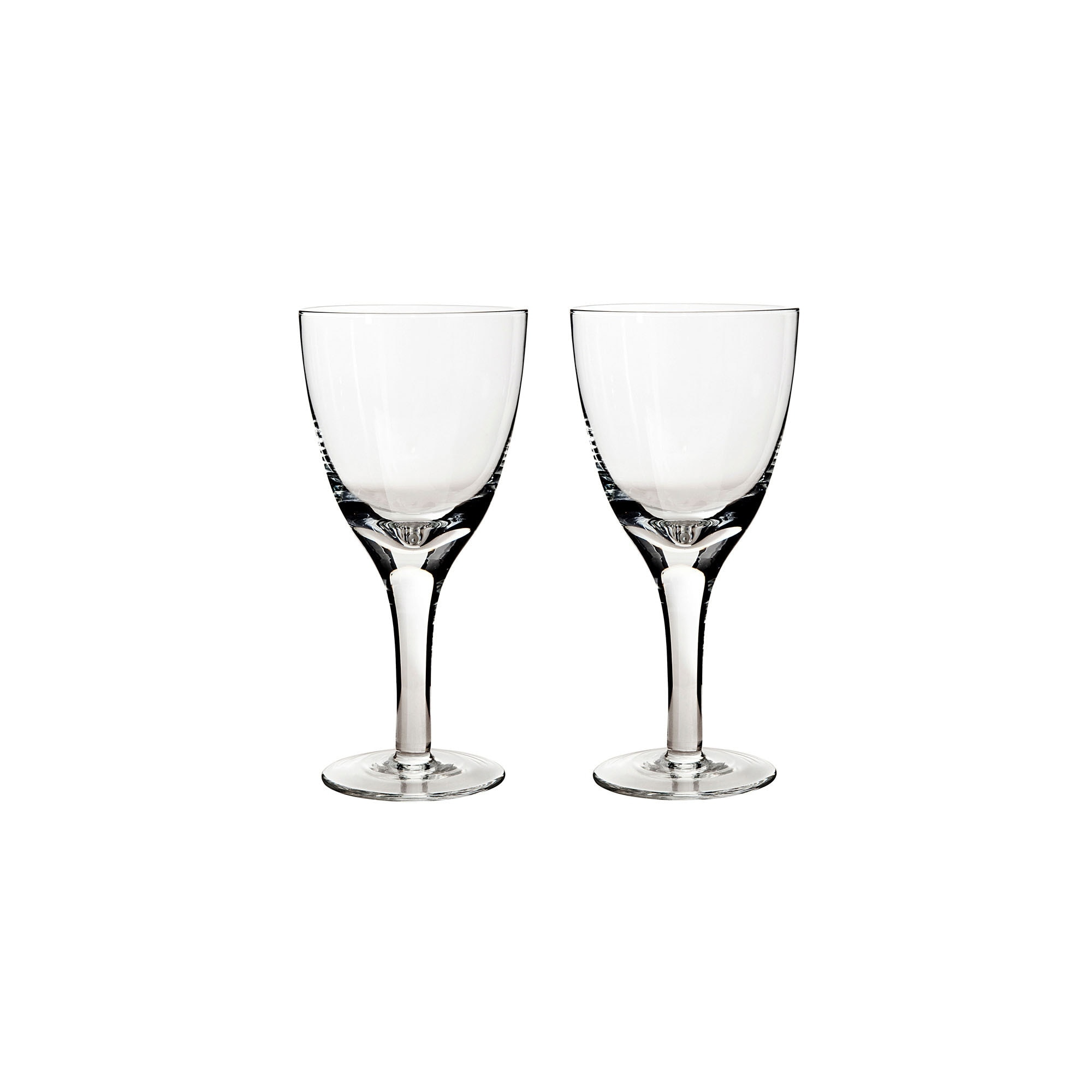 Compare prices for Denby China By Denby White Wine Glass Pack Of 2