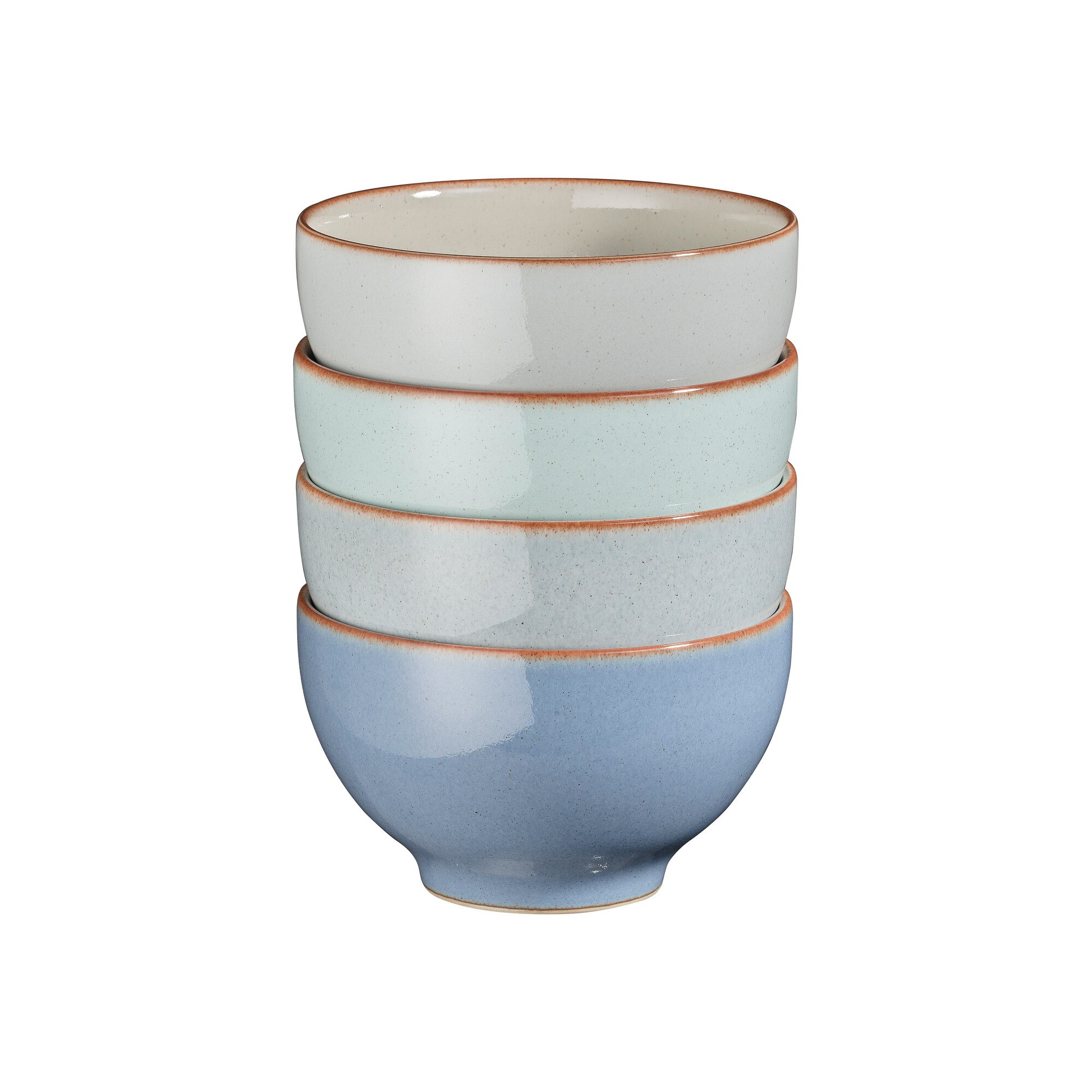 Always Entertaining - The Blue Edit 4 Piece Small Bowl Set