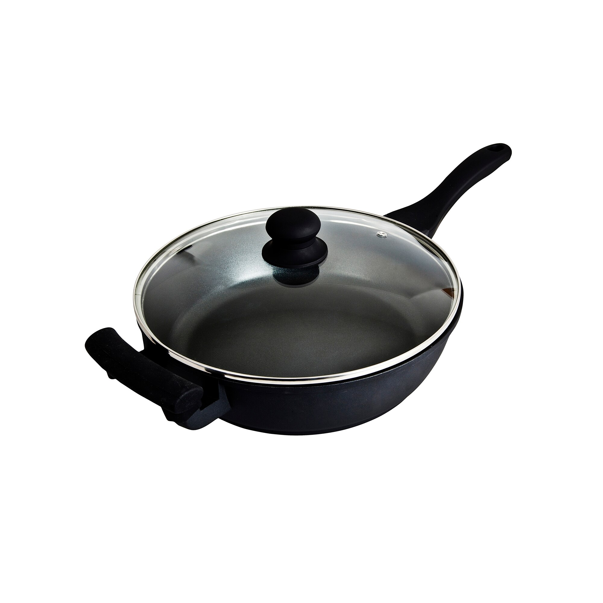 Compare prices for Denby Cast Aluminium Deep Frypan With Glass Lid 24Cm X 6.5Cm