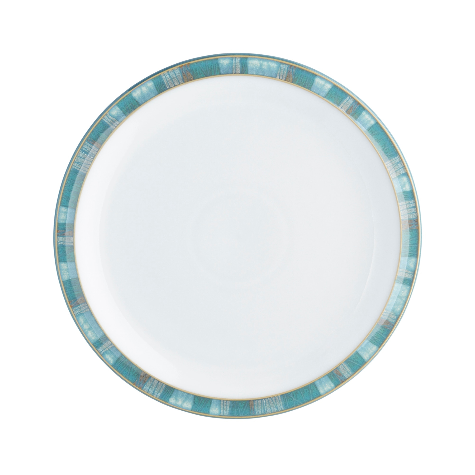 Compare prices for Denby Azure Coast Medium Plate