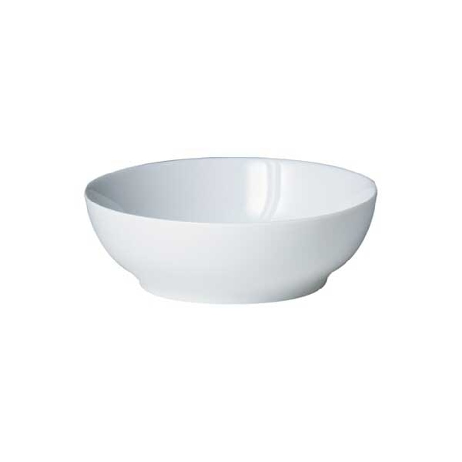 White Soup Bowl, Cereal Bowl