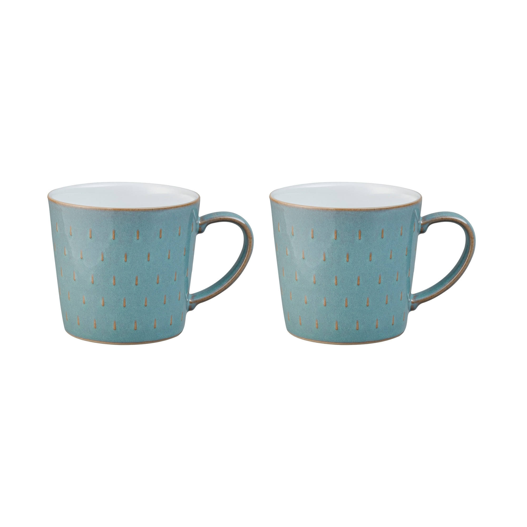 Compare prices for Azure 2 Piece Cascade Mug Set