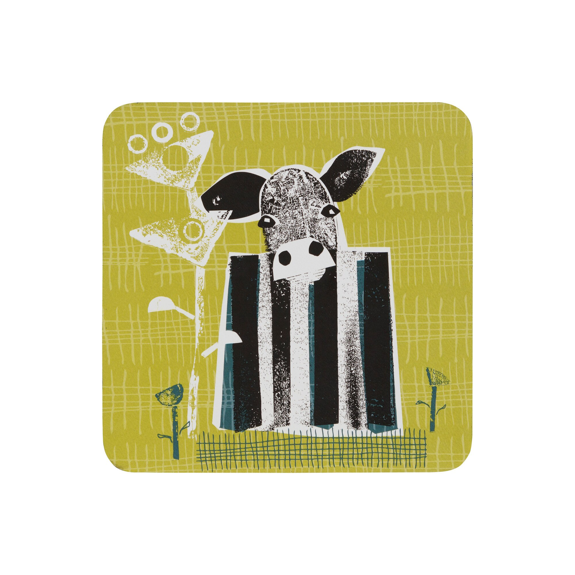 Compare prices for Denby Cow Coasters Set of 6