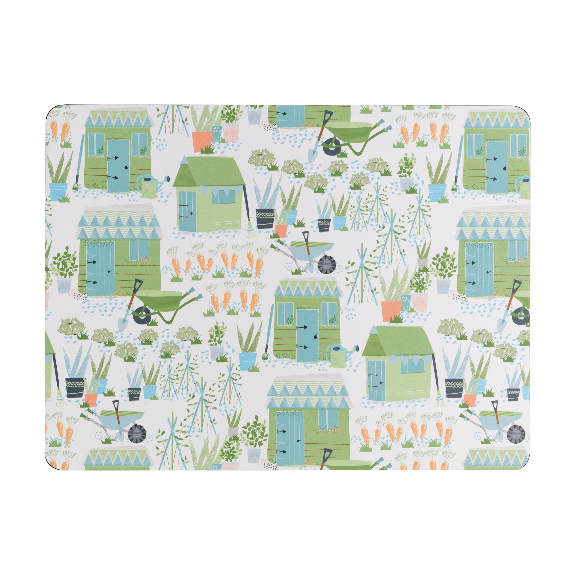 Compare prices for Denby Allotment Placemats Pack of 6
