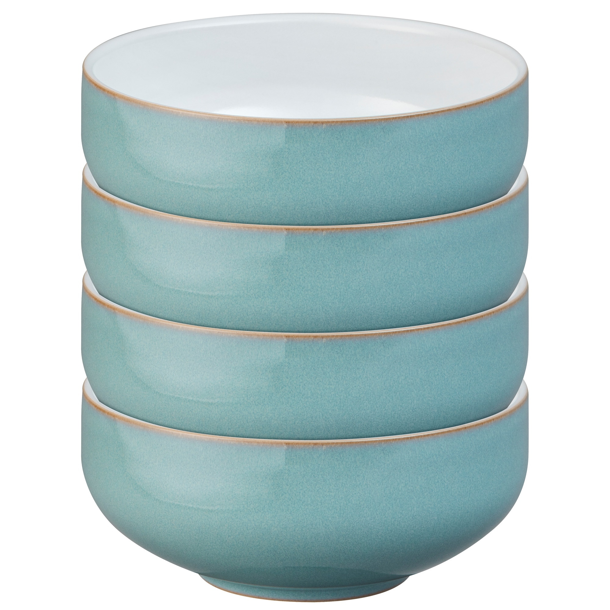 Azure 4 Piece Cereal Bowl Set