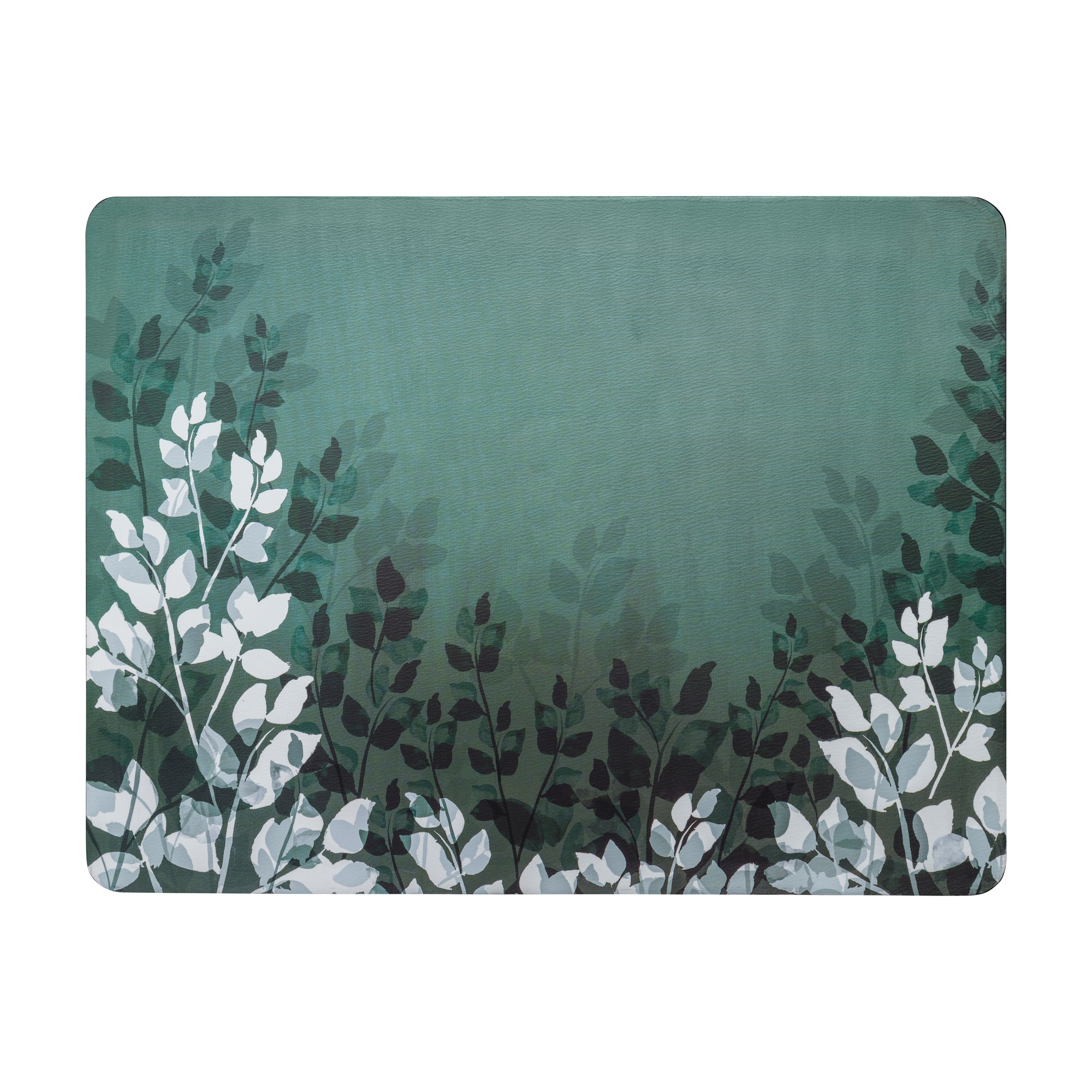 Compare prices for Denby Colours Green Foliage Placemats Set Of 6