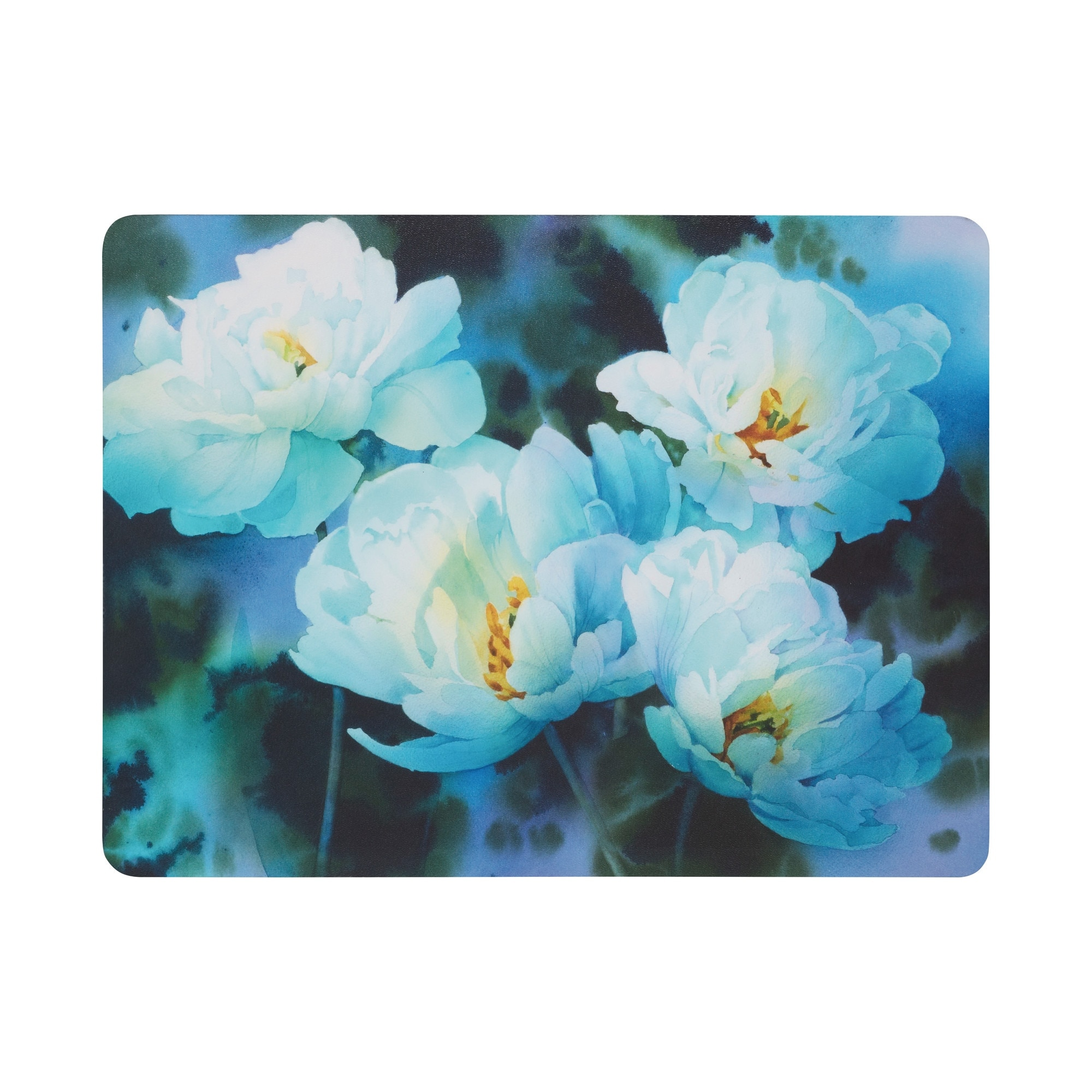 Compare prices for Denby Blue Floral Placemats Set of 6