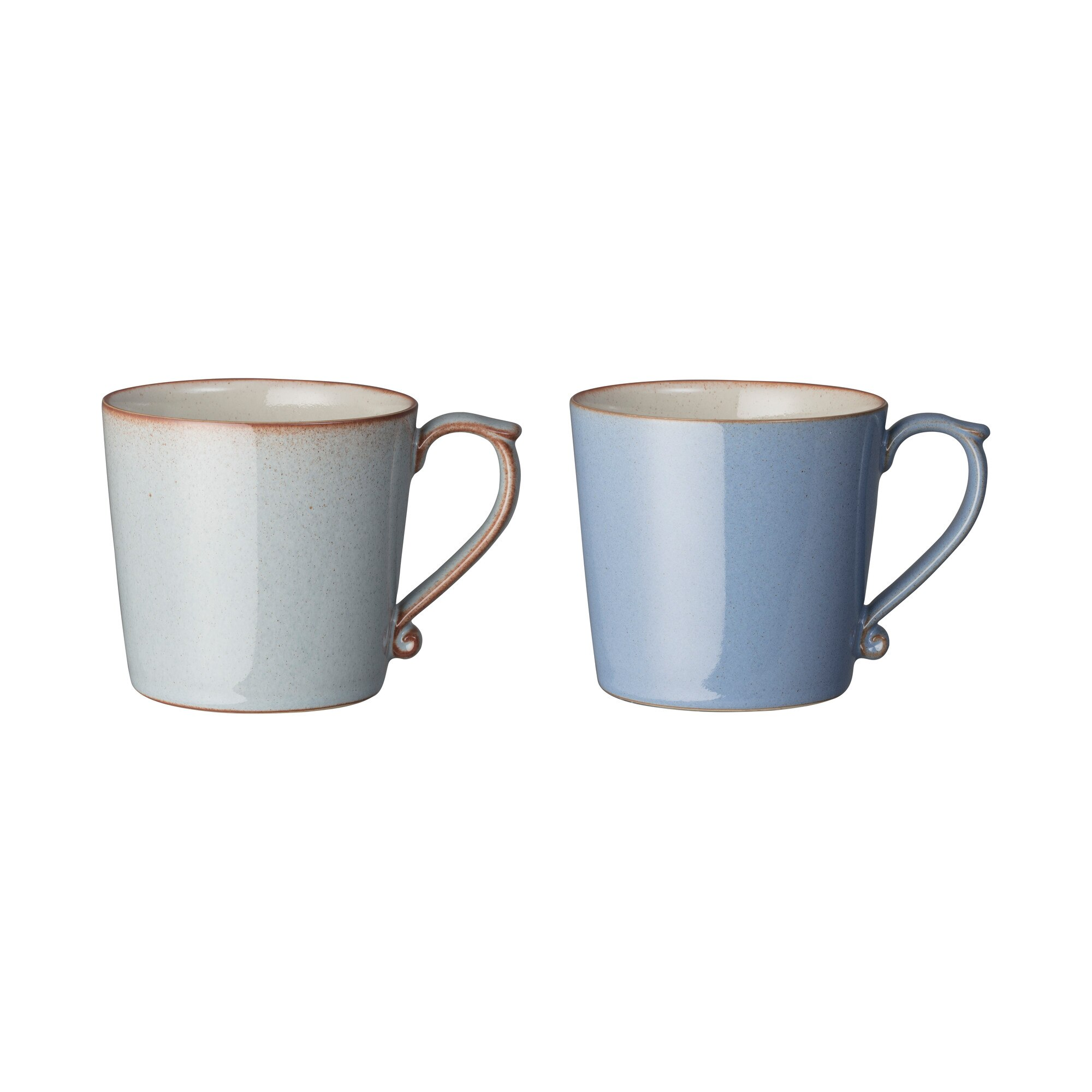 Compare retail prices of Always Entertaining - The Blue Edit 2 Piece Mug Set (Dark) to get the best deal online