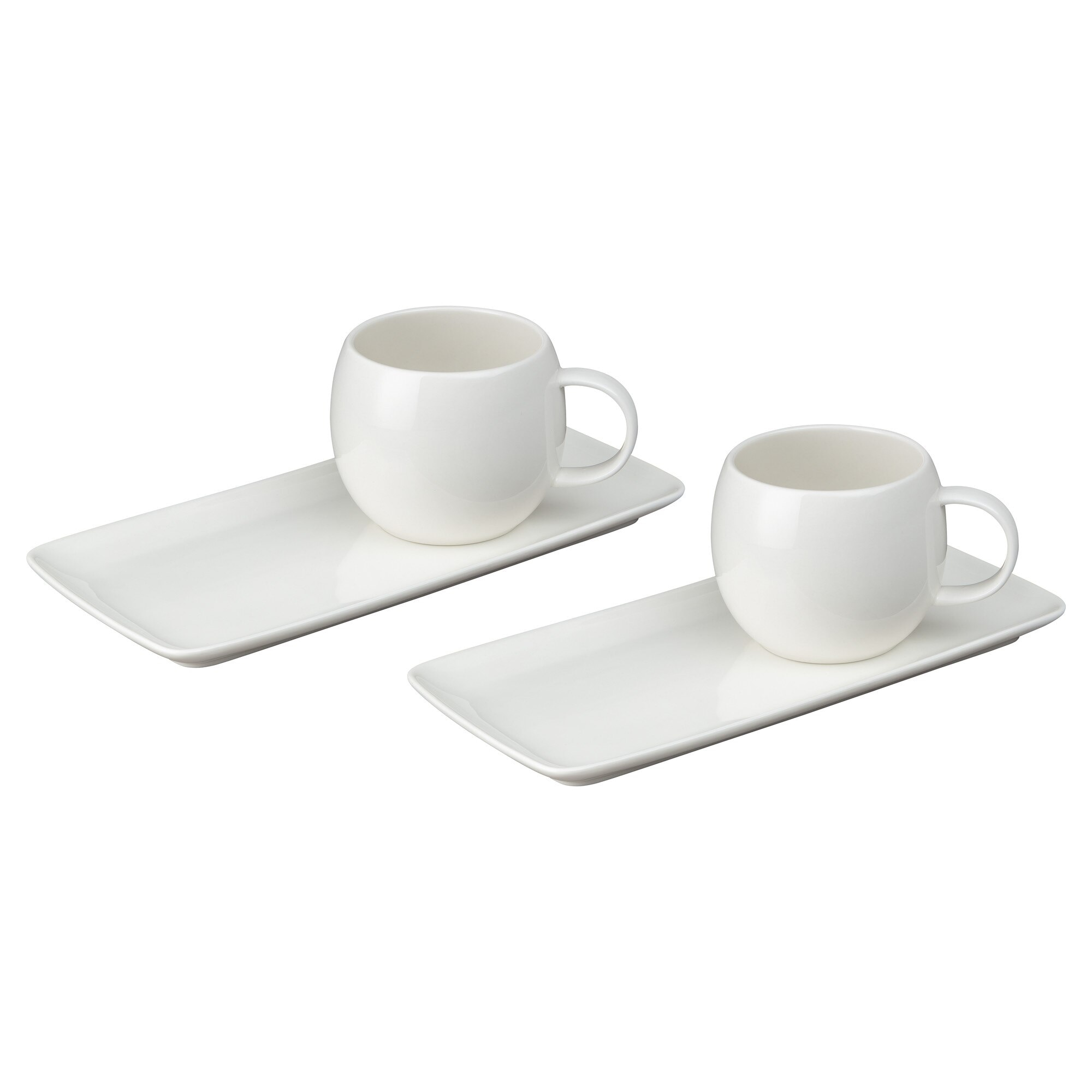 James Martin 2 Piece Mug Plate Set