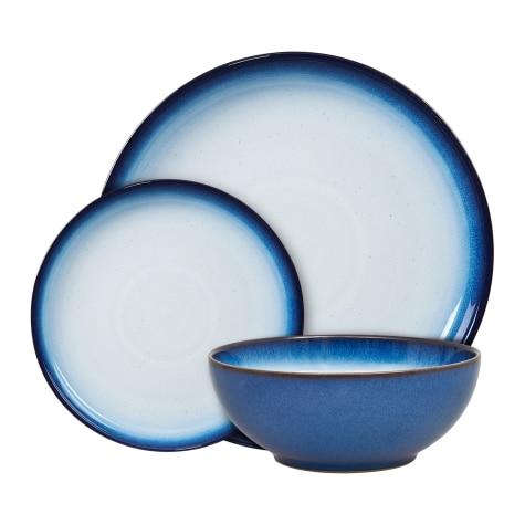 1c5dc5b24cbf Blue Haze 12 Piece Coupe Tableware Set ...