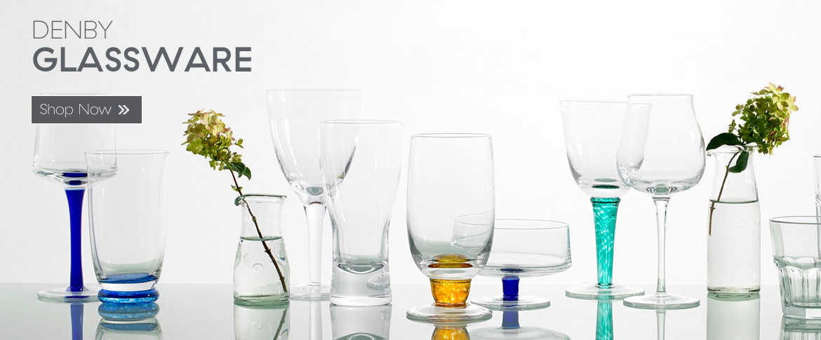 Whether Itu0027s Lunch With The In Laws Or Friends Over For Dinner, A Stylish  Table Will Always Impress. Denby Offers High Quality Handmade Wine Glasses,  ...