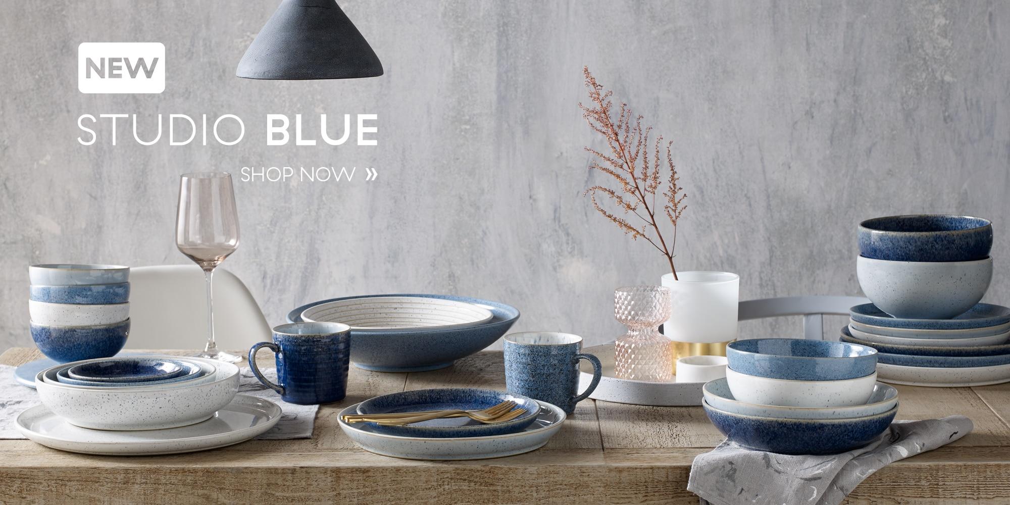 Shop Now & Denby Pottery | Dinner Sets Tableware Cookware \u0026 Glassware